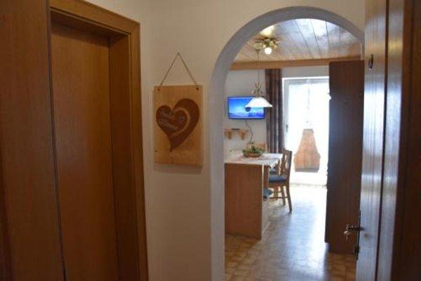Ferienwohnungen Kroll - Appartements Viktoria und Landhaus Maria - фото 12