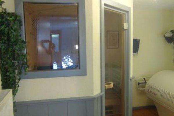 Ferienwohnungen Kroll - Appartements Viktoria und Landhaus Maria - фото 13