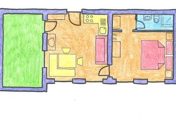 Ferienwohnungen Kroll - Appartements Viktoria und Landhaus Maria - фото 14