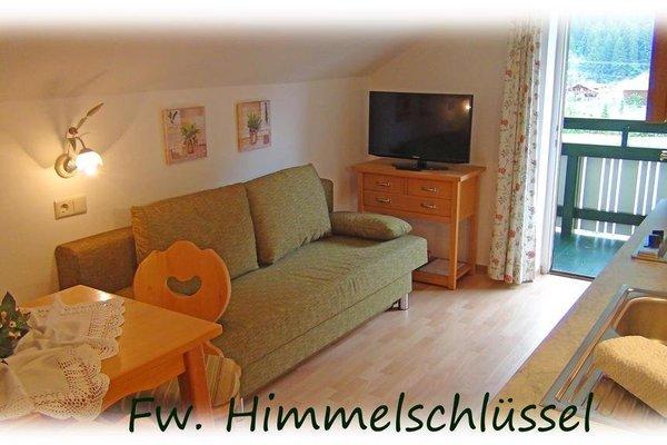 Ferienwohnungen Kroll - Appartements Viktoria und Landhaus Maria - фото 3