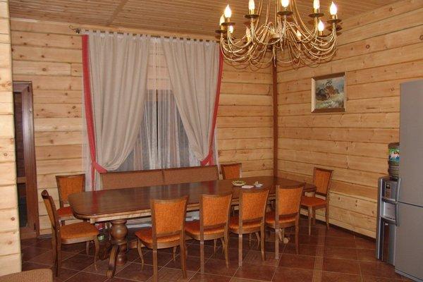 Дом на Телецком - фото 20