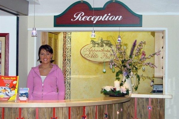 Posthotel Mayrhofen (ех.Hotel Garni Postschlossl) - фото 14