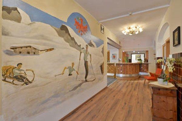Posthotel Mayrhofen (ех.Hotel Garni Postschlossl) - фото 17