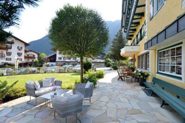 Posthotel Mayrhofen (ех.Hotel Garni Postschlossl) - 19