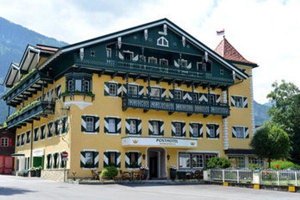 Posthotel Mayrhofen (ех.Hotel Garni Postschlossl) - 21