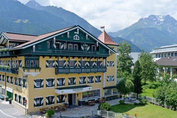 Posthotel Mayrhofen (ех.Hotel Garni Postschlossl) - 22