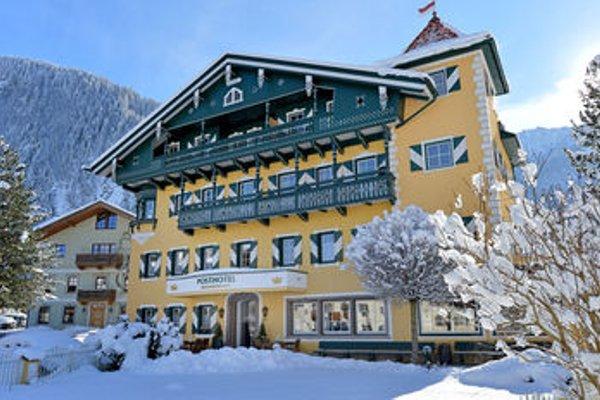 Posthotel Mayrhofen (ех.Hotel Garni Postschlossl) - 23