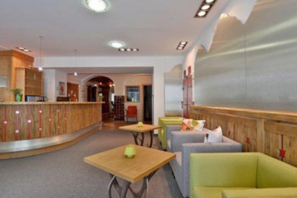 Posthotel Mayrhofen (ех.Hotel Garni Postschlossl) - фото 5