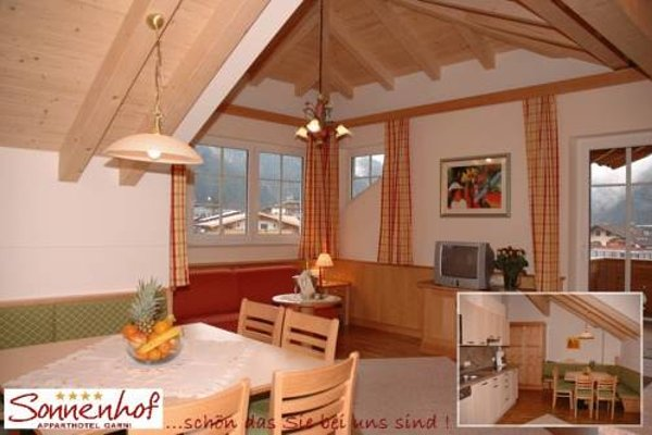 Apparthotel Sonnenhof - фото 6