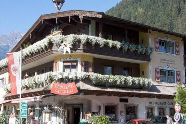 Hotel Landhaus Carla - фото 19