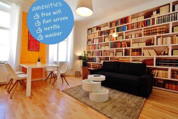 Premium Apartment Altes AKH - фото 13