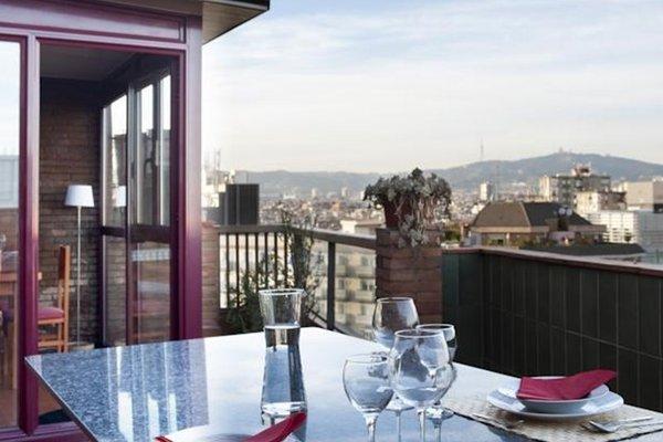 Barcelona Amazing Penthouse - фото 7