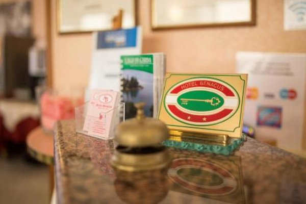 Hotel Benacus - фото 7