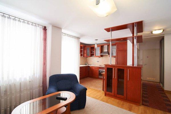 Goodnight Warsaw Apartments - Elektoralna - 11