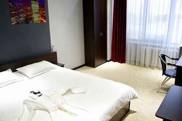 Гостиница Сити - фото 12
