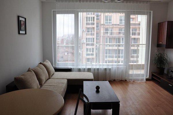 Orpheus Apartments - фото 14