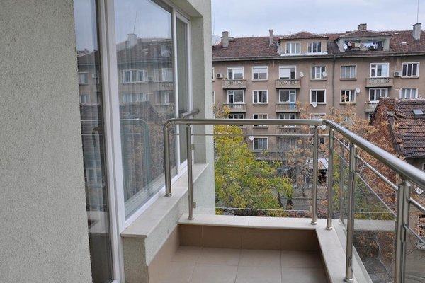 Orpheus Apartments - фото 21