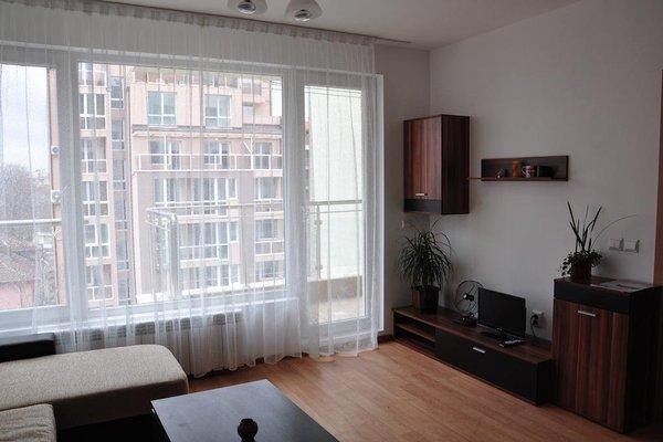 Orpheus Apartments - фото 5