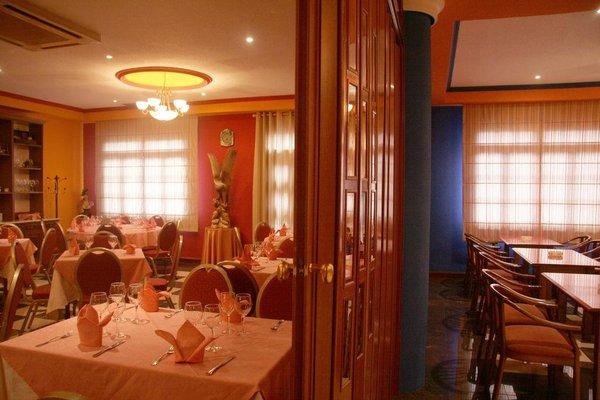 Hotel Fray Sebastian - фото 12