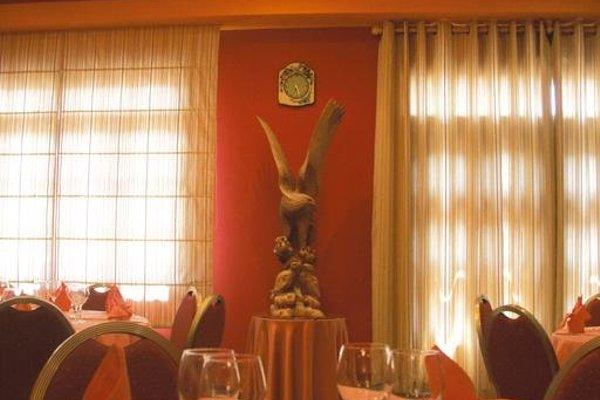 Hotel Fray Sebastian - фото 13