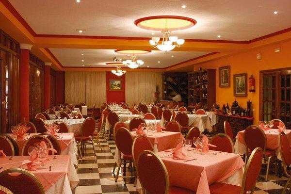 Hotel Fray Sebastian - фото 14