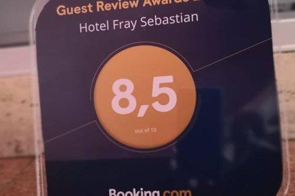 Hotel Fray Sebastian - фото 18