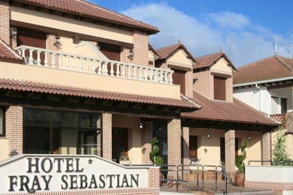 Hotel Fray Sebastian - фото 20