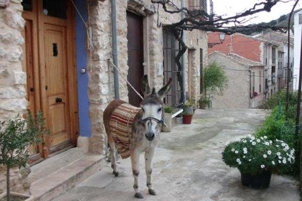 Casa Rural Ca Ferminet - фото 23
