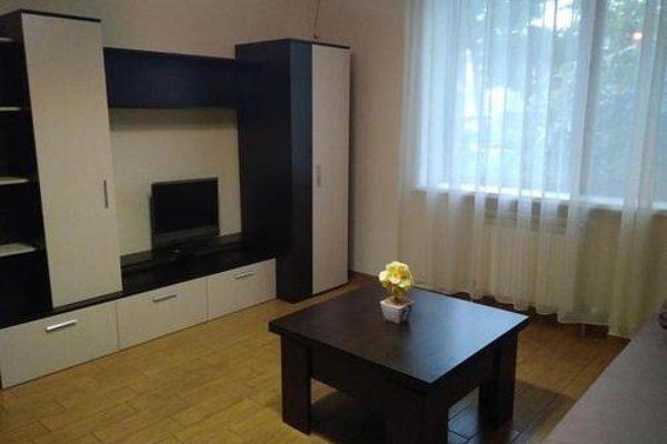 Отель Золотое Руно - фото 16