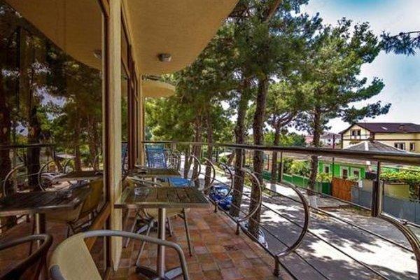 Отель Золотое Руно - фото 18