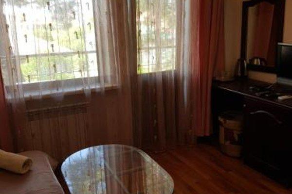 Отель Золотое Руно - фото 19