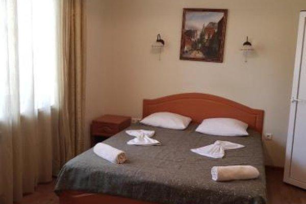 Отель Золотое Руно - фото 23