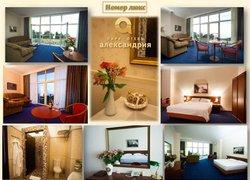 Park Hotel Aleksandriya фото 2 - Алупка, Крым