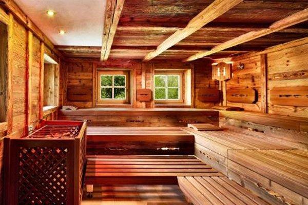 Alpin Lodge das Zillergrund - 9