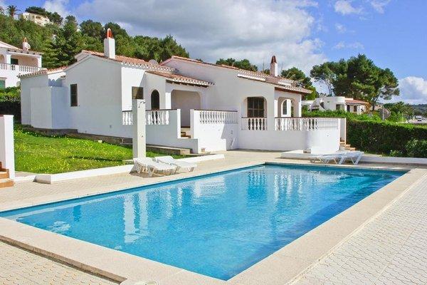 Villas 84A/B Est, Oest, Son Bou - фото 20