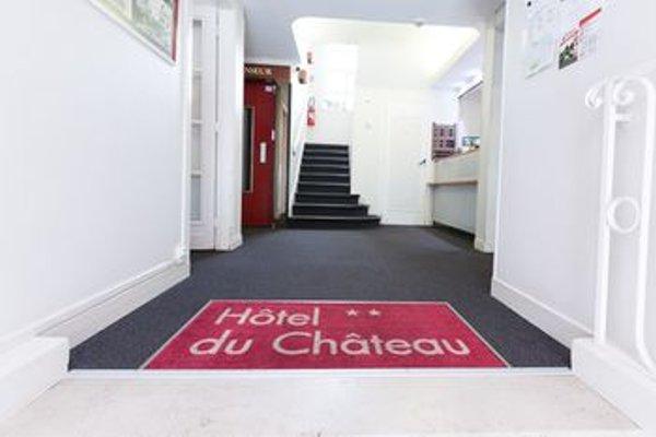 Hotel Du Chateau - 20