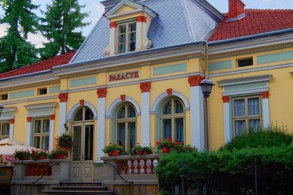 Pensjonat Palacyk - фото 15