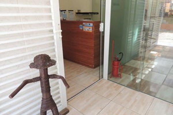 Pousada Villa Serena - фото 9
