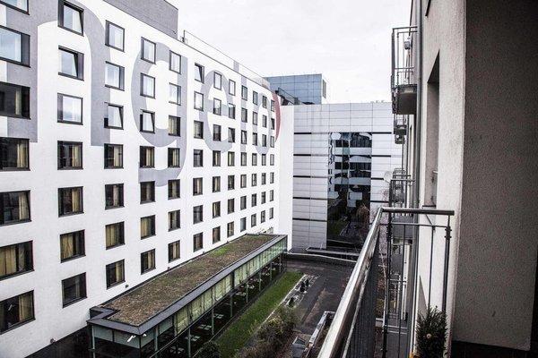 Europa Apartments - фото 22