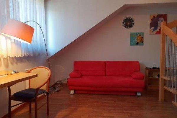 Europa Apartments - фото 8