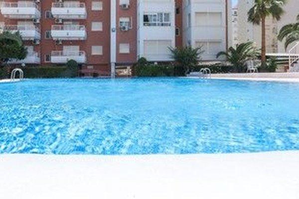 Apartamentos Marblau Las Alondras - фото 18