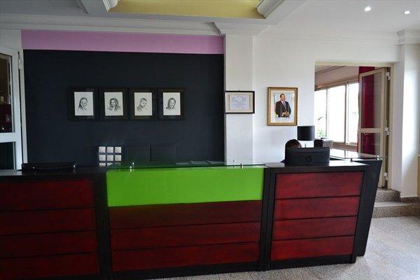 Futuris Hotel - фото 16