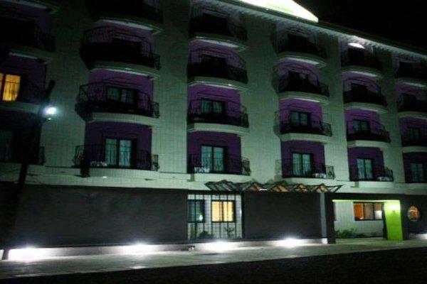 Futuris Hotel - фото 21