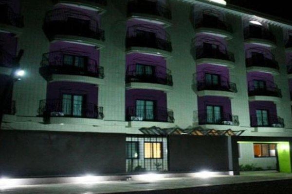 Futuris Hotel - фото 22