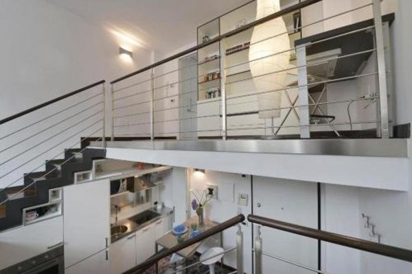 Caiazzo Halldis Apartments - фото 17