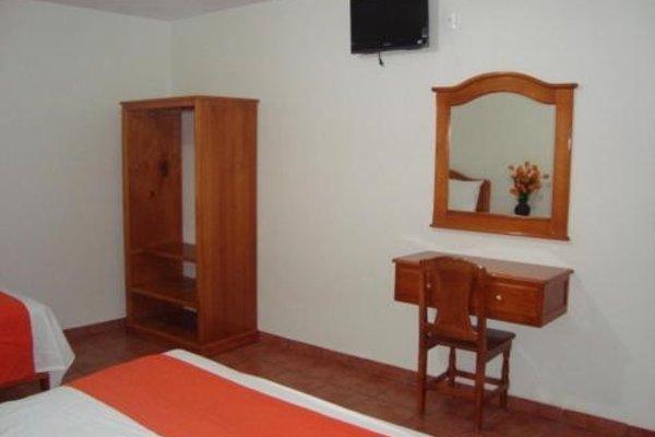 Hotel La Cascada - 8
