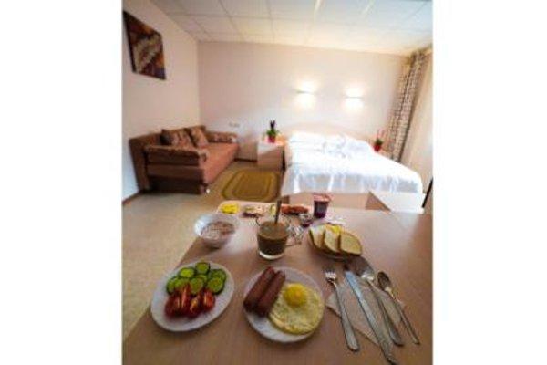 Гостиница Иркут - фото 5