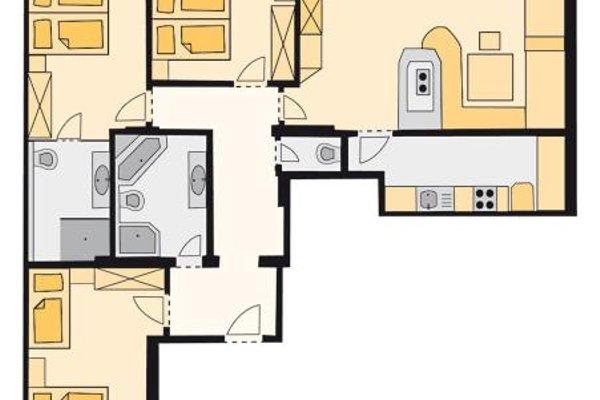 Appartementhaus Sonnenschein - фото 10