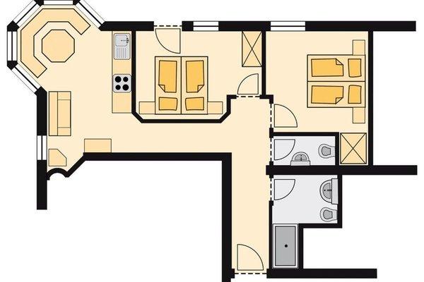 Appartementhaus Sonnenschein - фото 18