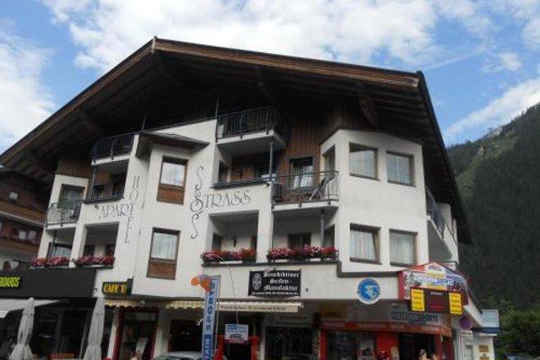 Aparthotel Strass - фото 19